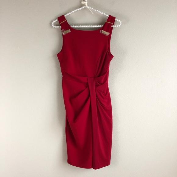london dress company Dresses & Skirts - NWT London Dress Company Red Dress 2